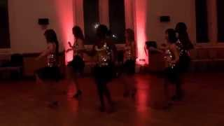 Salsa Ladies Performance group by Salsatropical