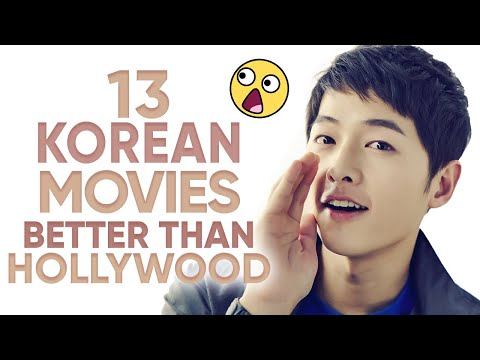 13 Korean Movies That Are SUPERIOR To Hollywood Movies! [Ft HappySqueak]