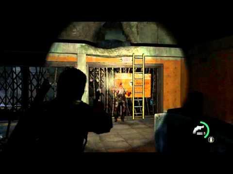 PS3出的喪屍遊戲就要開賣了!先來看實機遊戲畫面有多恐怖!