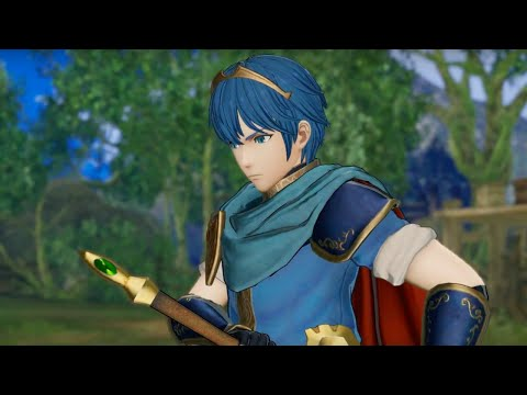 Fire Emblem Warriors Official Gameplay Trailer