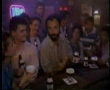 Yakov Smirnoff Miller Lite Commercial (1985)