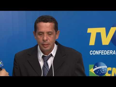 Prefeito Ivânio Rocha eleito em Crixás do Tocantins / TO
