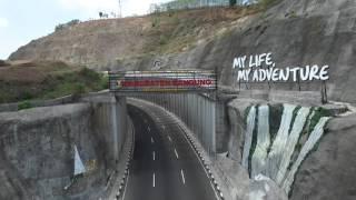 Video BINA MARGA Terowongan Nagreg Bandung (Drone) MP3, 3GP, MP4, WEBM, AVI, FLV Januari 2019