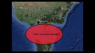 King Island Australia  city images : King Island Quake & the East Australian Hotspot