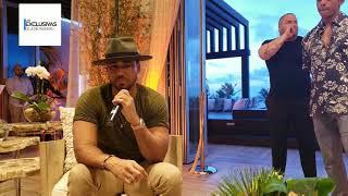 Romeo Santos dice es algo personal que no le nominen al Grammy Latino