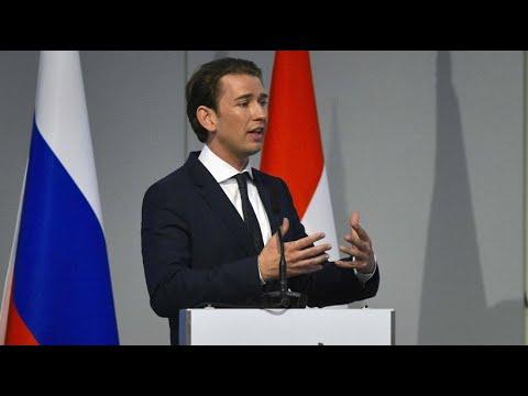 Österreich macht sich für Annäherung zwischen EU und Russland stark