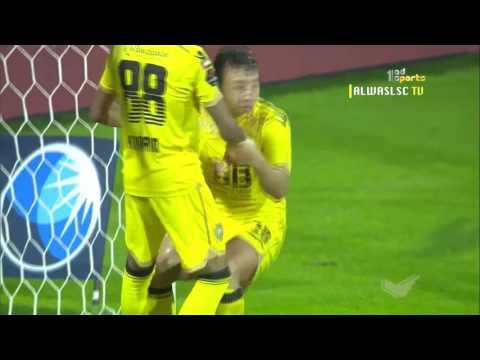 Al Wasl (8) x Dibba (0) AG League 08-12-2016~ Goals