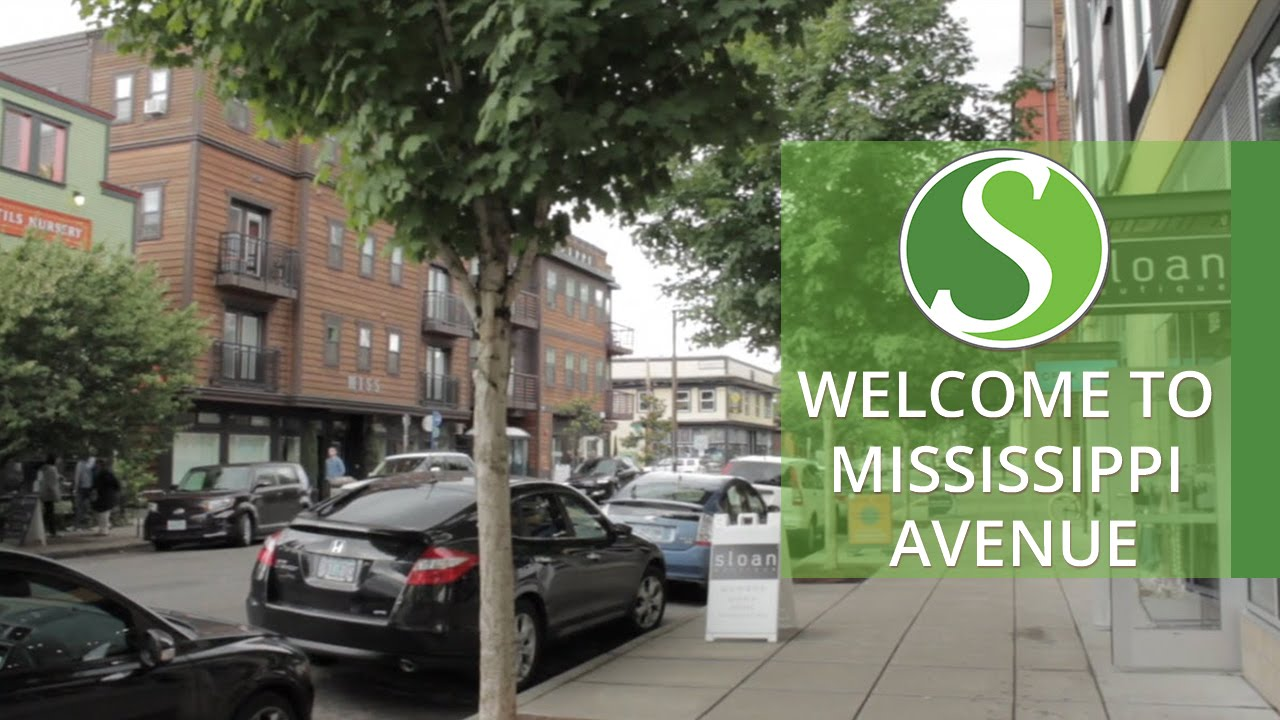 Explore the Mississippi Ave. Neighborhood in North Portland