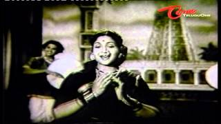 Jayabheri Songs - Sangeeta Sahityame - ANR - Anjali Devi