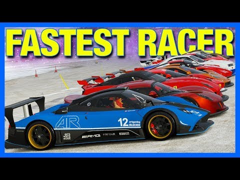 Forza Horizon 4 Online : Forza's Fastest Racer!! (Powered By @ElgatoGaming, Finale)