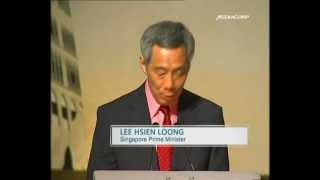 Singapore's Prime Minister Lee Hsien Loong has emphasised that at the national level, the government looks after all Singaporeans, regardless of ethnic groups. First published Jun 29 2012. Copyright © 2012 MediaCorp Pte Ltd. All Rights Reserved.