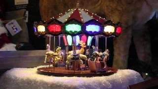 Mr Christmas Grand Jubilee Carousel