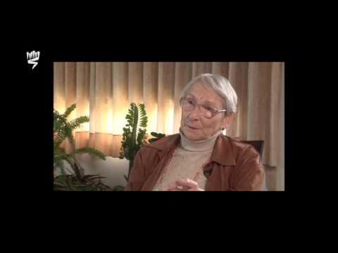 Hilda Tiar, rescapée de la Shoah, évoque la vie quotidienne dans le camp de Rivesaltes