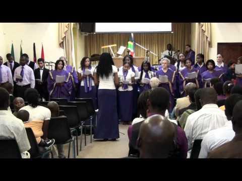Coral Assembleia de Deus Nova Aliança - Johannesburg