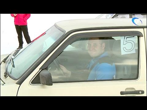 В Великом Новгороде прошли традиционные соревнования по ралли-спринту