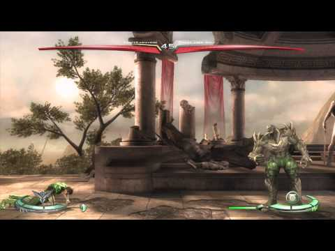Injustice - Online - Doomsday VS Green Lantern