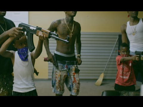 Scotty Cain - Real Shit (Official Music Video) featuring Dame Cain