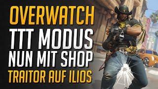 Overwatch TTT Modus nun mit Traitor Shop   Overwatch Workshop Custom Game Mode • Overwatch Deutsch
