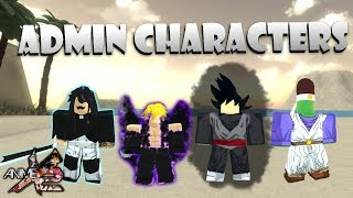 Nonton Admin Characters Showcase     Roblox  Anime Cross 2 Film Subtitle Indonesia Streaming Movie Download