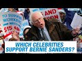 Celebrities Who Endorse Bernie Sanders for President | WHOSAY