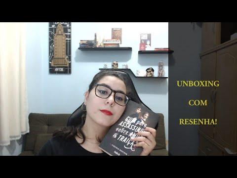 UNBOXING + RESENHA TURISTA LITERÁRIO -- Cantinho da Luh
