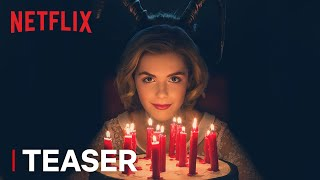 "VIDEO: CHILLING ADVENTURES OF SABRINA – ""HappyBirthday"" Teaser"