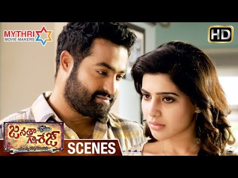 Video Jr NTR and Samantha's Love Affair Gets Revealed | Janatha Garage Telugu Movie Scenes | Mohanlal download in MP3, 3GP, MP4, WEBM, AVI, FLV January 2017