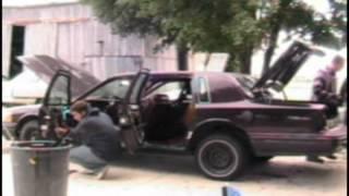 Derby Car Build Time Lapse Part 1 - Lincoln 2010