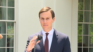 """Jared Kushner, the president's son-in-law and senior adviser, told Congressional investigators Monday that he didn't collude with Russia during the 2016 Trump campaign. CBS News' Nancy Cordes reports from Capitol Hill.Subscribe to the """"CBSN"""" Channel HERE: http://bit.ly/1Re2MgSWatch """"CBSN"""" live HERE: http://cbsn.ws/1PlLpZ7Follow """"CBSN"""" on Instagram HERE: http://bit.ly/1PO0dkxLike """"CBSN"""" on Facebook HERE: http://on.fb.me/1o3Deb4Follow """"CBSN"""" on Twitter HERE: http://bit.ly/1V4qhIuGet the latest news and best in original reporting from CBS News delivered to your inbox. Subscribe to newsletters HERE: http://cbsn.ws/1RqHw7TGet your news on the go! Download CBS News mobile apps HERE: http://cbsn.ws/1Xb1WC8Get new episodes of shows you love across devices the next day, stream local news live, and watch full seasons of CBS fan favorites anytime, anywhere with CBS All Access. Try it free! http://bit.ly/1OQA29B---CBSN is the first digital streaming news network that will allow Internet-connected consumers to watch live, anchored news coverage on their connected TV and other devices. At launch, the network is available 24/7 and makes all of the resources of CBS News available directly on digital platforms with live, anchored coverage 15 hours each weekday. CBSN. Always On."""