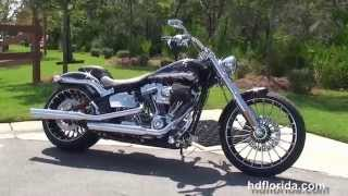 8. 2014 Harley Davidson CVO Breakout  - New Motorcycles for sale