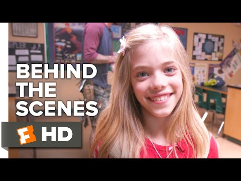 Wonder Behind The Scenes - Just Being A Kid (2017) | Movieclips Extras