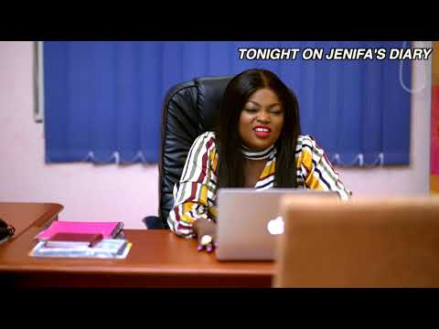 Jenifa's diary Season 12 Ep3 - showing tonight on NTA (ch 251 on DSTV), 8.05pm