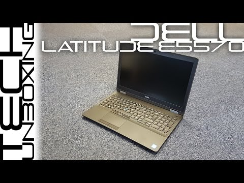 , title : 'New Dell Latitude 15 5000 Series E5570 Unboxing'