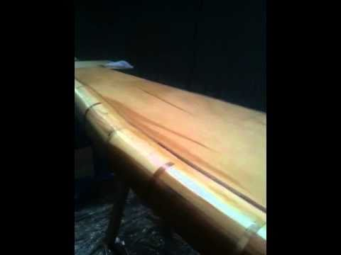 Homemade Stand Up Paddle Board