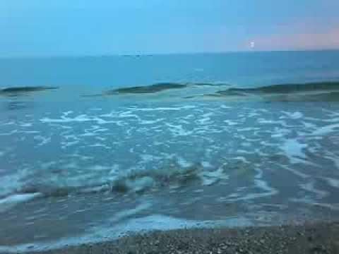 Sunrise at Black Sea II