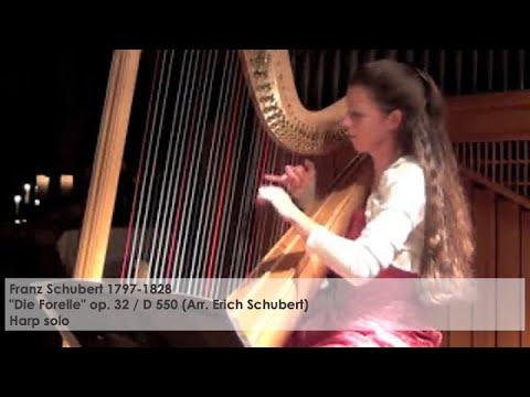 Die Forelle – Franz Schubert, Silke Aichhorn – Harfe / Harp