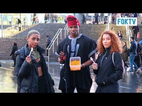 Nigerian vs Ghanaian Jollof Rice Taste Test | The Public Decides Which They Prefer !