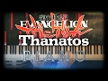 Download Lagu Thanatos - Shirō Sagisu (Evangelion OST) | Jazz Piano Cover Mp3 Free