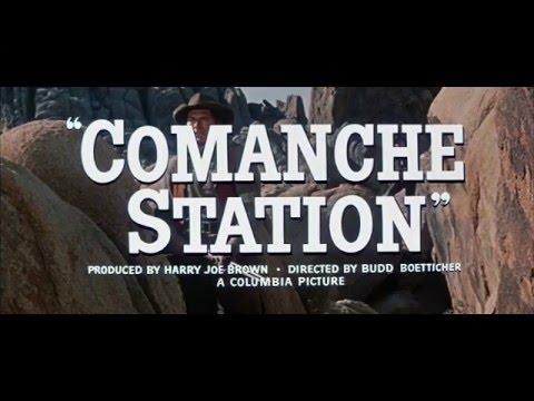 Comanche Station (1960) - Trailer