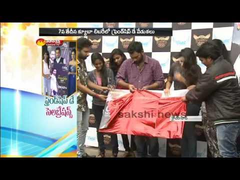 Friendship Day Celebrations Statrted in Hyderabad