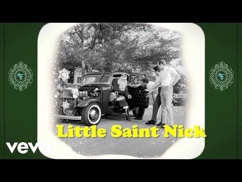 Little Saint Nick 1991 Remix/Lyric Video
