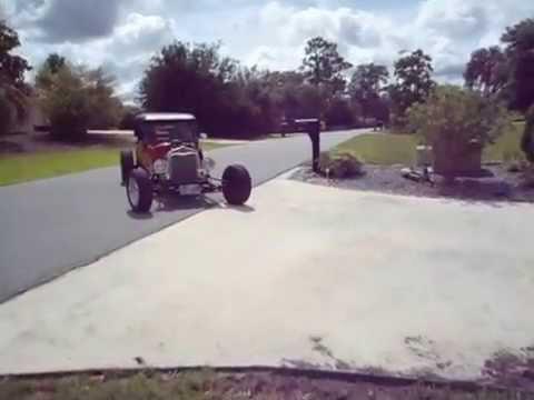 1927 T Bucket Roadster