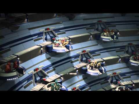Видео lego sw падаванская угроза часть 1