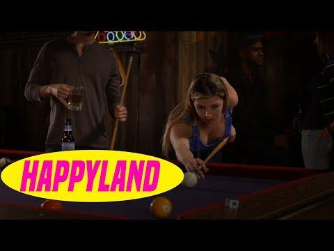 Never Break Character | Happyland S01E03 | Hunnyhaha