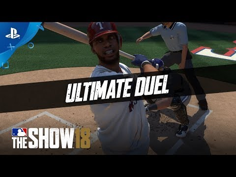 MLB The Show 18 – The Ultimate Duel   PS4 (видео)