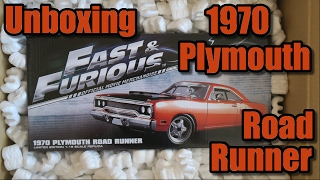 Nonton [Unboxing] Diecast Fast and Furious 1970 Plymouth Road Runner Film Subtitle Indonesia Streaming Movie Download