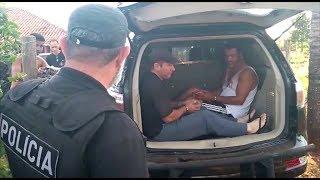 Polícia prende quadrilha especializada em roubos de máquinas agrícolas
