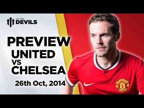 ready - In the biggest test of the season so far, Manchester United welcome Mourinho's Chelsea to Old Trafford on Sunday. Should Fellaini start? Should RVP and Mata start? + How do you stop Costa?...