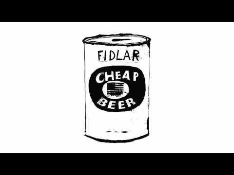 FIDLAR: Cheap Beer