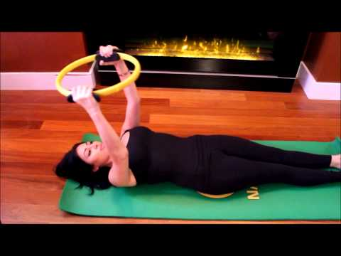 A Few Ways To Use The Nayoya Fitness Ring